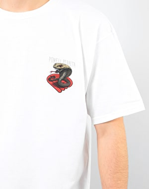 Powell Peralta Cobra T-Shirt - White