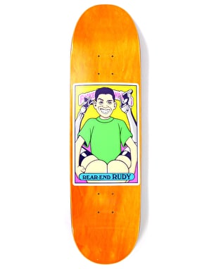 Blind Johnson Rear End Rudy Neon FUBK HT Skateboard Deck - 8.98