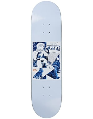 Polar Dane Stage One Skateboard Deck - 8.4