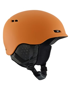 Anon Rodan 2018 Snowboard Helmet - Orange