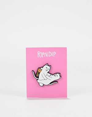 RIPNDIP Charged Up Pin  - Multi