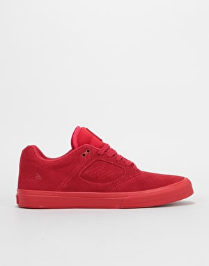 Emerica x Baker Reynolds 3 G6 Vulc Skate Shoes - Red