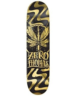 Zero Thomas Flashback Reissue Skateboard Deck - 8.25