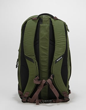 Burton Day Hiker 28L Pack - Rifle Green Ripstop