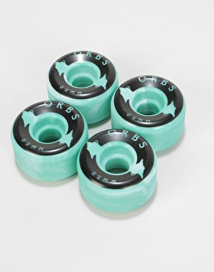 Orbs Specters Swirls Conical 99a Skateboard Wheel - 52mm