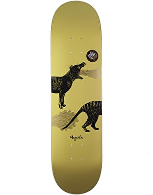 Magenta Tasmanian Tiger Team Deck - 8.25