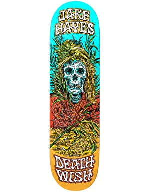 Deathwish Hayes Buried Alive Pro Deck - 8