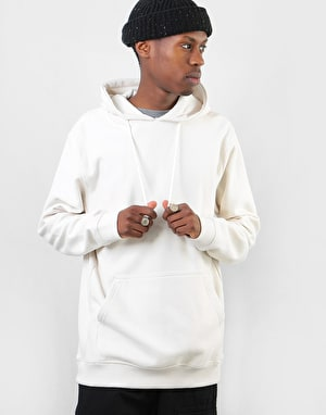 DC Skate Reverse Pullover Hoodie - White