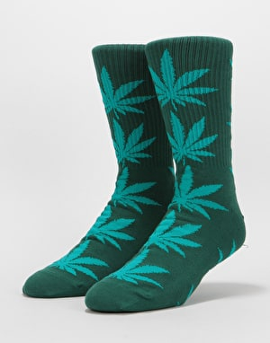 HUF Plantlife Socks - Jade