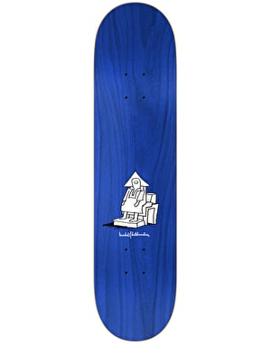 Krooked Cromer Hi Chair Skateboard Deck - 8.06