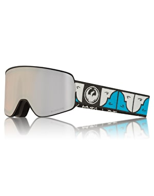Dragon NFX2 2018 Snowboard Goggles - ForestBailey/LUMALENS® Silver Ion