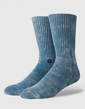 Stance OG 2 Classic Crew Socks - Indigo