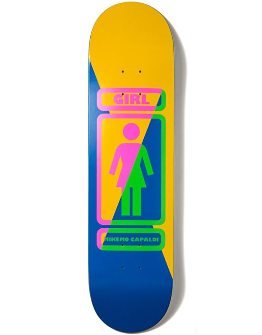 Girl Mike Mo 93 Til Skateboard Deck - 8.125""