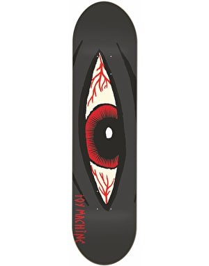 Toy Machine Sect Eye Bloodshot Skateboard Deck - 8.5