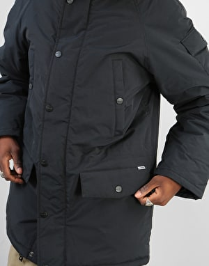 Carhartt Anchorage Parka Jacket - Black/Black