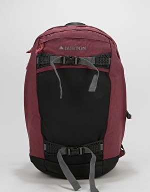 Burton Day Hiker 28L Pack - Fired Brick Heather