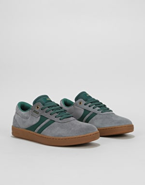 Globe Empire Skate Shoes - Grey/Marine/Leon