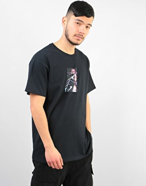 Manor Murphy T-Shirt - Black