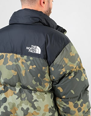 The North Face 1996 Retro Seasonal Nuptse Jacket - New Taupe Green Mac