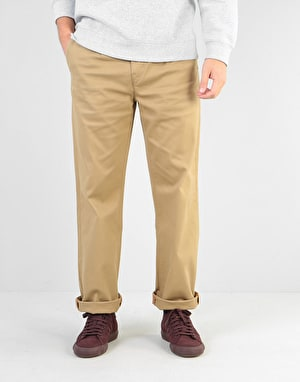 Levi's Skateboarding Pleated Trouser - S&E Harvest Gold