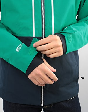 Picture Object 2019 Snowboard Jacket - Green