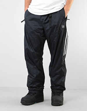 Adidas Slopetrotter 2019 Snowboard Pants - Black/White