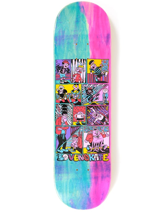 Lovenskate Lovestreet Kids Skateboard Deck - 8.5""
