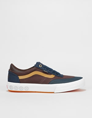 Vans Gilbert Crockett 2 Pro Skate Shoes - (Independent) Dress Blues/De