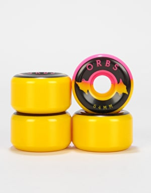 Welcome Orbs Specters Full Conical 99a Team Wheel - 54mm