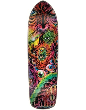 Creature Halucinations II 'Everslick' Skateboard Deck - 8.5