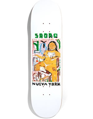 5Boro x MKG Apartment Girl Nueva York Series Skateboard Deck - 8.25
