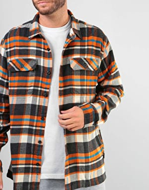 Patagonia Fjord Flannel L/S Shirt - Basin: Marigold