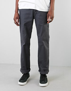 Vans x Independent Authentic Chino Pro - Asphalt (Independent)