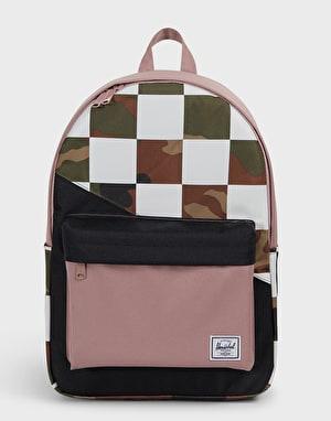 Herschel Supply Co. Classic X-Large Backpack - Woodland Camo/Ash Rose