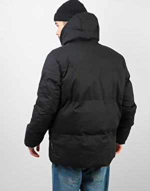 Bellfield Brontes Hooded Puffa Jacket - Black