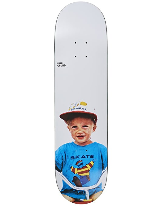 Polar Grund Kiddo Skateboard Deck - 8.4""