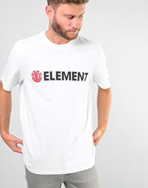 Element Blazin T-Shirt - Optic White