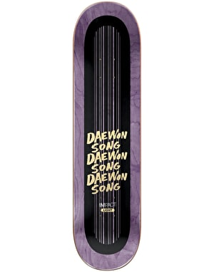 Almost Daewon Organics Impact Light Skateboard Deck - 8