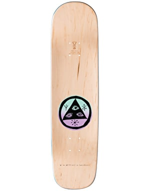 Welcome Twenty Eyes on Yung Nibiru Skateboard Deck - 8.25