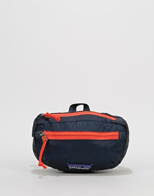 Patagonia Lightweight Travel Mini Cross Body Bag - Smolder Blue