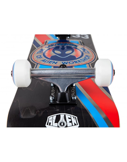 Alien Workshop Crest Complete Skateboard - 7.875""