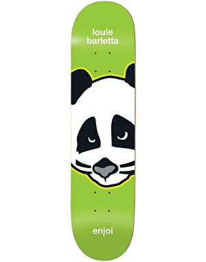 Enjoi Barletta Kiss Skateboard Deck - 7.75