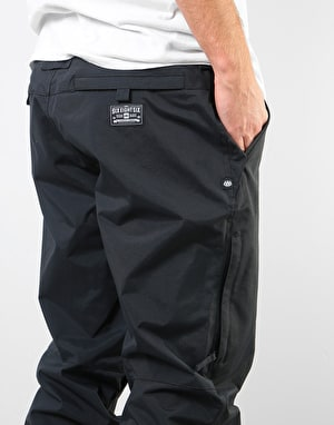 686 Standard Shell 2019 Snowboard Pants - Black