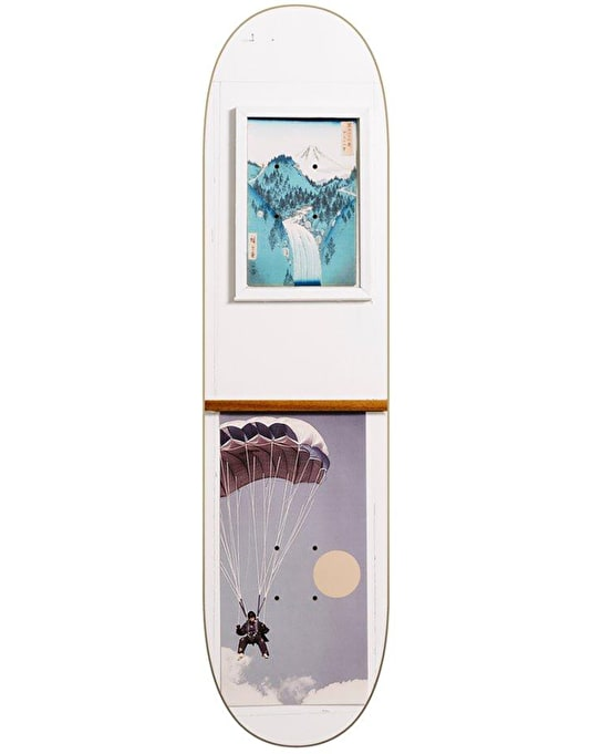 Isle Arnold Sports & Leisure Skateboard Deck - 8.375""