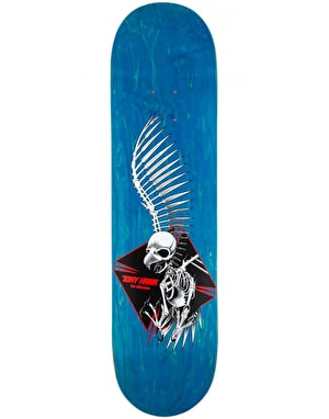 Birdhouse Animal Hawk Skateboard Deck - 8