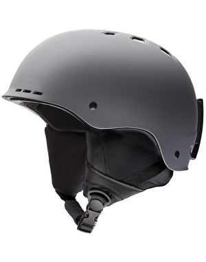 Smith Holt 2 2019 Snowboard Helmet - Matte Charcoal