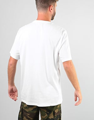 Element Hues T-Shirt - Optic White