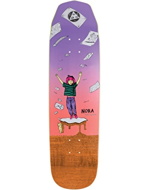 Welcome Nora Magilda on Wicked Queen Skateboard Deck - 8.6