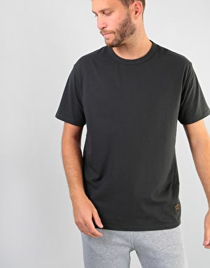 Levi's Skateboarding 2 Pack T-Shirt - Black White Checkerboard/Jet Bla