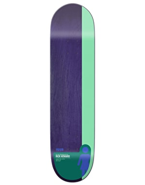 Girl Howard Tail Block Skateboard Deck - 8.5